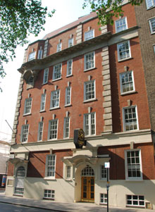 Now: Belgravia House in 2012